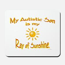 Ray Of Sunshine (Son) Mousepad