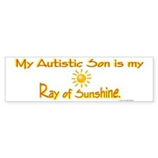 Ray Of Sunshine (Son) Bumper Bumper Sticker