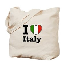 I love Italy Tote Bag