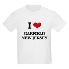 I love Garfield New Jersey T-Shirt