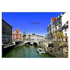 Ljubljana, Slovenia photograph