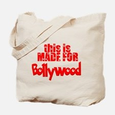This is Made For Bollywood Tote Bag