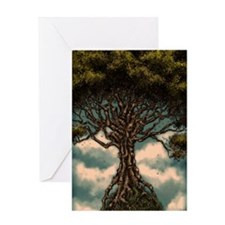 The Tree of Dreams Greeting Cards