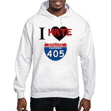 I Hate The I405 Hoodie