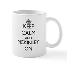 Keep Calm and Mckinley ON Mugs