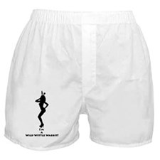 Sexy Bunny Rabbit Boxer Shorts