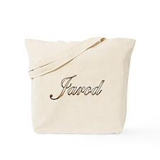 Gold Jarod Tote Bag