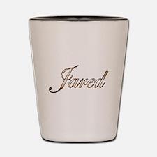Gold Jared Shot Glass