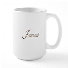 Gold Janae Mug