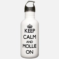 Keep Calm and Mollie O Water Bottle
