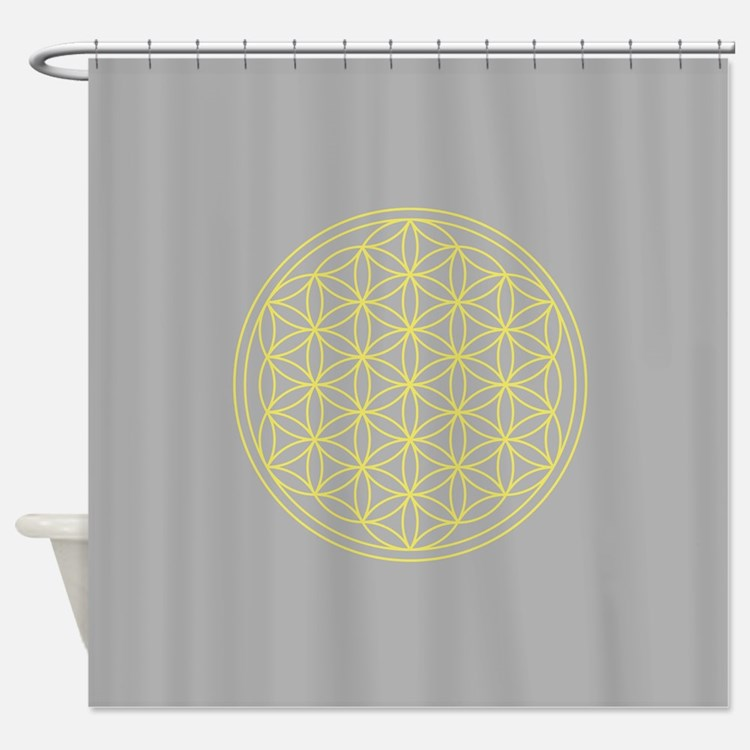 Geometric Designs Shower Curtains Geometric Designs Fabric Shower Curtain Liner