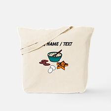 Baking Cookies (Custom) Tote Bag