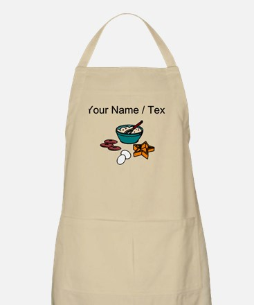Baking Cookies (Custom) Apron