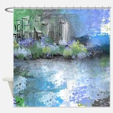 Spring Morning Shower Curtain