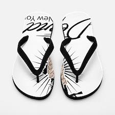 Defend New York Flip Flops