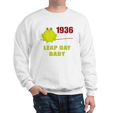 frog-1936.png Sweatshirt