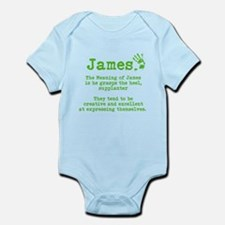 The Meaning of James Body Suit