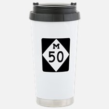 M-50, Michigan Travel Mug