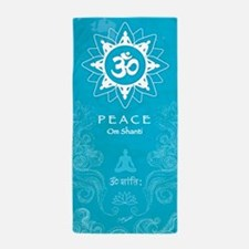 Peace - Yoga / Beach Towel