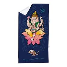 Ganesha Yoga / Beach Towel