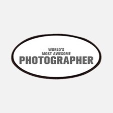 WORLDS MOST AWESOME Photographer-Akz gray 500 Patc