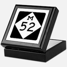 M-52, Michigan Keepsake Box