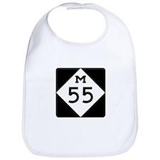 M-55, Michigan Bib