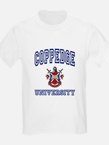 COPPEDGE University T-Shirt