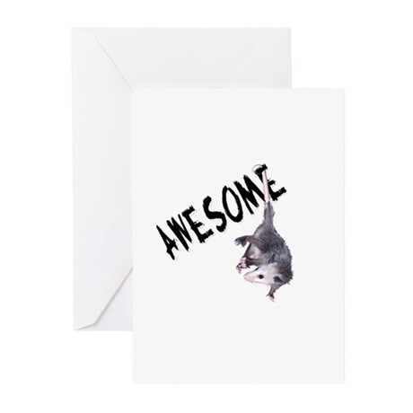 Awesome Possum Greeting Cards (Pk of 20)