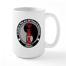 Aikido Peace Mug