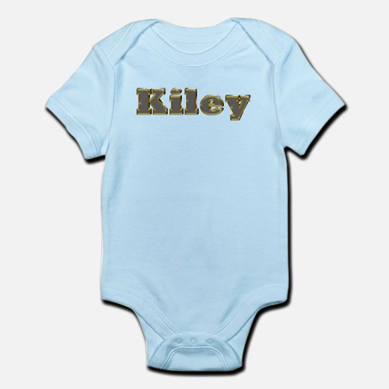 Kiley Gold Diamond Bling Body Suit