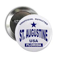 Saint Augustine Button