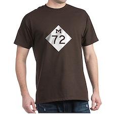 M-72, Michigan T-Shirt