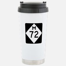 M-72, Michigan Travel Mug