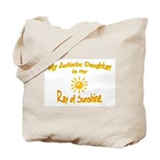 Ray Of Sunshine (Daughter) Tote Bag
