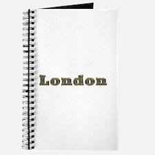 London Gold Diamond Bling Journal
