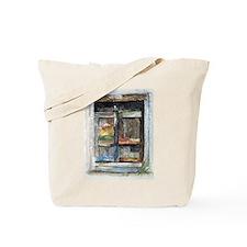 Venice Window & Door Print Tote Bag