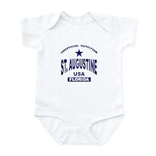 Saint Augustine Infant Bodysuit
