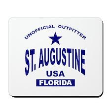 Saint Augustine Mousepad
