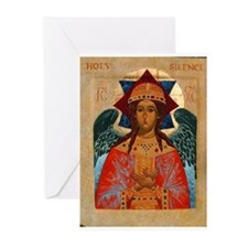 """Holy Silence"" Note Cards (Pk of 10)"