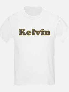 Kelvin Gold Diamond Bling T-Shirt