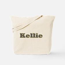 Kellie Gold Diamond Bling Tote Bag