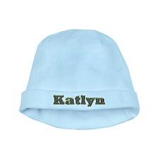 Katlyn Gold Diamond Bling baby hat