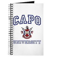 CAPO University Journal
