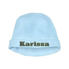 Karissa Gold Diamond Bling baby hat