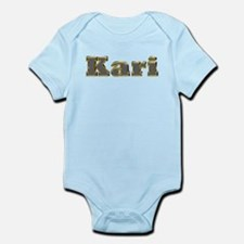 Kari Gold Diamond Bling Body Suit