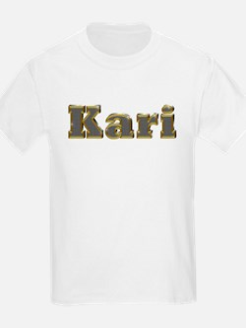 Kari Gold Diamond Bling T-Shirt