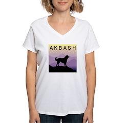 Akbash Purple Mountains Shirt