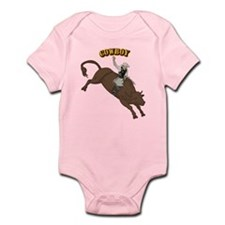 Cowboy Infant Bodysuit