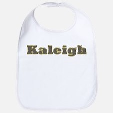 Kaleigh Gold Diamond Bling Bib